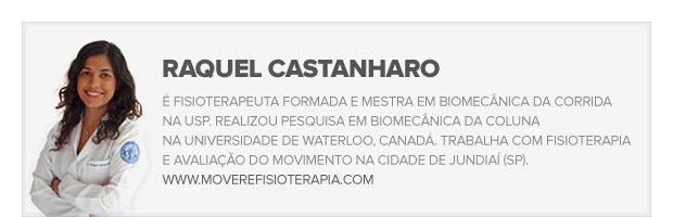 Raquel Castanharo (Foto: Editoria de Arte / EUATLETA.COM)