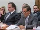 Sessão da CCJ tem bate-boca antes da leitura do relatório