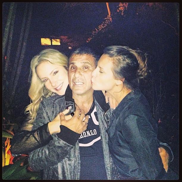 Claudia Leitte, Eri Johnson e Camila Rodrigues (Foto: Reprodução/Instagram)