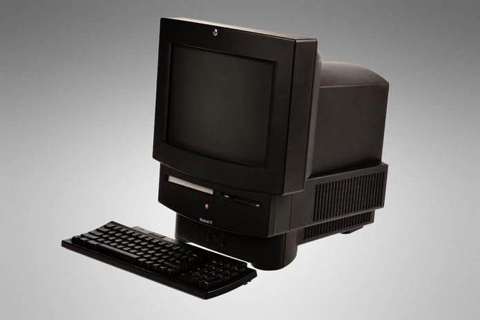 Macintosh TV misturava computador e televisão (Foto: Divulgação/Apple)
