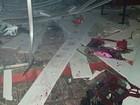 Quadrilha explode agências do Bradesco e Correios no interior do RN