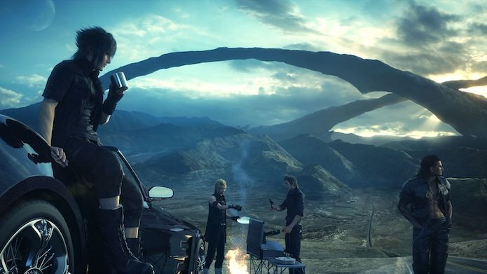 Final Fantasy XV: lista traz easter eggs do game (Foto: Divulgação/Square Enix)
