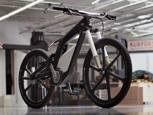 Audi e-bike (Foto: Divulgação)