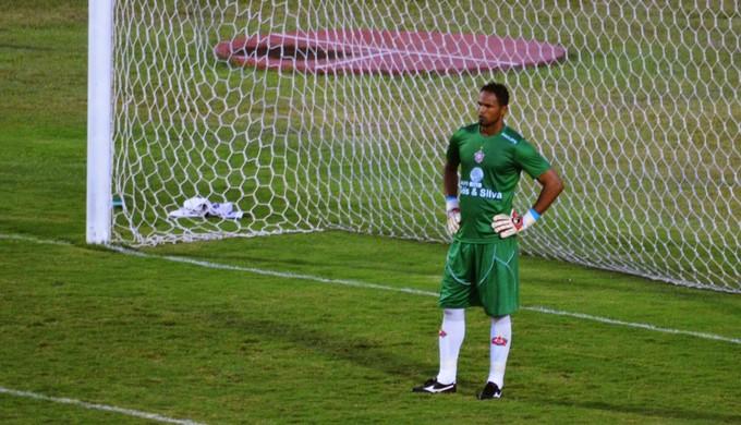 Bruno goleiro Boa Esporte (Foto: Régis Melo)