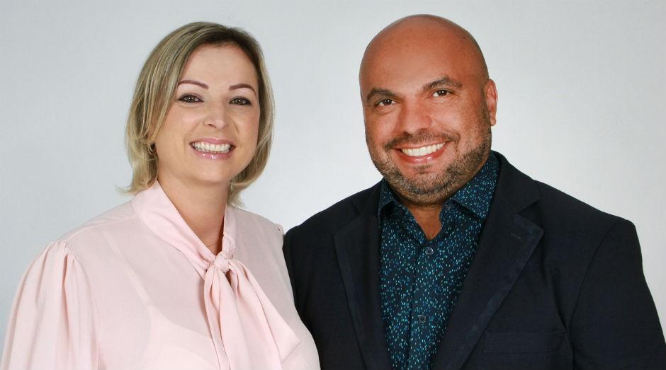 Cristine Dittman Brasil e Antônio Carlos Brasil, fundadores da Acesso Saúde (Foto: Divulgação)