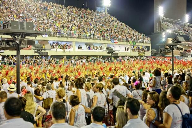 Camarote Allegria (Foto: Camarote Allegria/Divulgação)