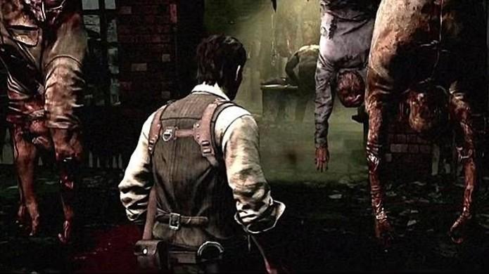 The Evil Within assusta jogadores em novo trailer (Foto: aullidos.com) (Foto: The Evil Within assusta jogadores em novo trailer (Foto: aullidos.com))
