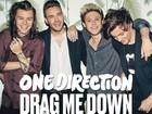 One Direction lança 'Drag me down', 1º single após saída de Zayn; ouça