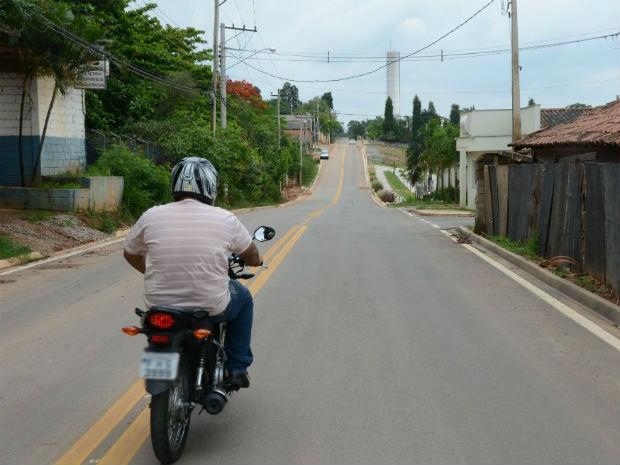 Quase oito quilômetros de vias foram asfaltadas em Sorocaba desde janeiro (Foto: Assis Cavalcante)