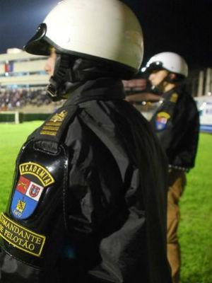 Policiais terão cafe da manhã e almoço enquanto houve mantimento no estoque (Foto: Divulgação/ PM)