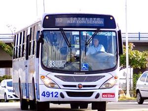 Em Natal, linha de ônibus 83 tem horário e itinerário alterados  (Foto:  Josenilson Rodrigues )