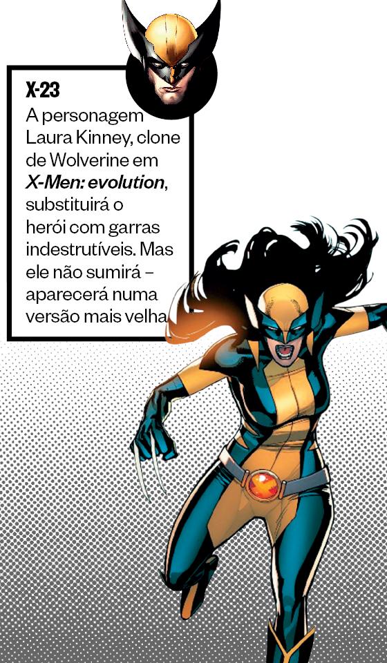 X-23 (Foto: Divulgação)