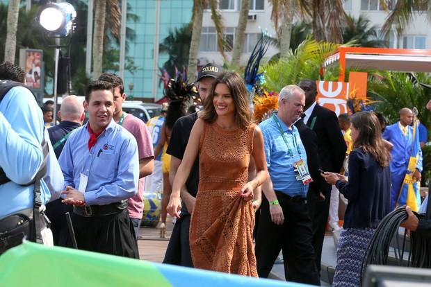 Alessandra Ambrósio  (Foto: André Freitas , Wallace Barbosa , Jc Pereira /AgNews)