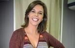 'A gente se admira muito', diz Flávia Reis sobre colegas nos bastidores (Alex Carvalho / Globo)