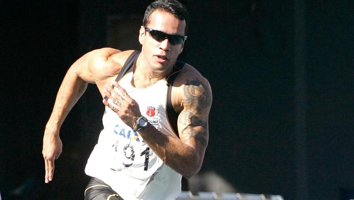 Bruno Lins no Troféu Brasil de Atletismo (Foto: Wagner Carmo / Cbat)
