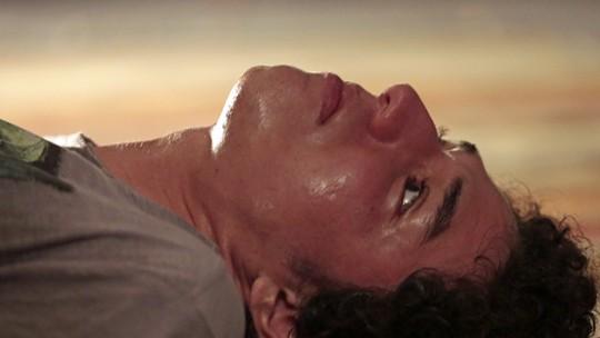 Últimos capítulos: Bruno tem overdose na frente da mãe