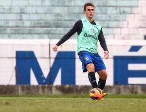 Bressan será titular do Grêmio (Foto: Lucas Uebel/Grêmio FBPA)