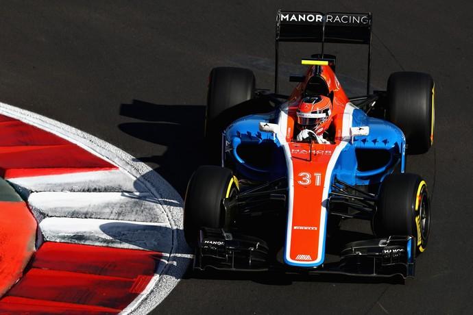 Equipe Manor se apresenta como uma opção melhor ao brasileiro Felipe Nasr (Foto: Getty Images)