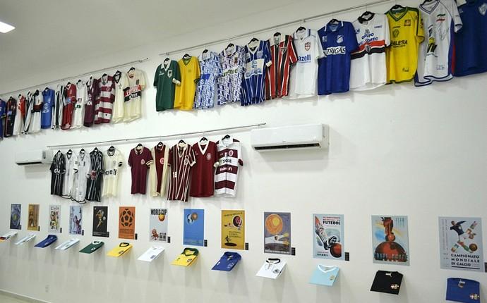6dbfd1957a Mostra sobre futebol capixaba reúne torcedores em Shopping de Vila Velha