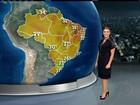 Feriadão de Carnaval vai começar com chuva na maior parte do Brasil