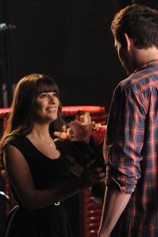 Mesmo com o apoio de Finn, Rachel foi reprovada no seu teste para a AADNY (Foto: Divulgação / Twentieth Century Fox)