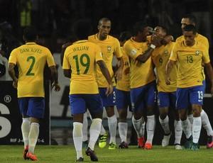 Brasil x Venezuela