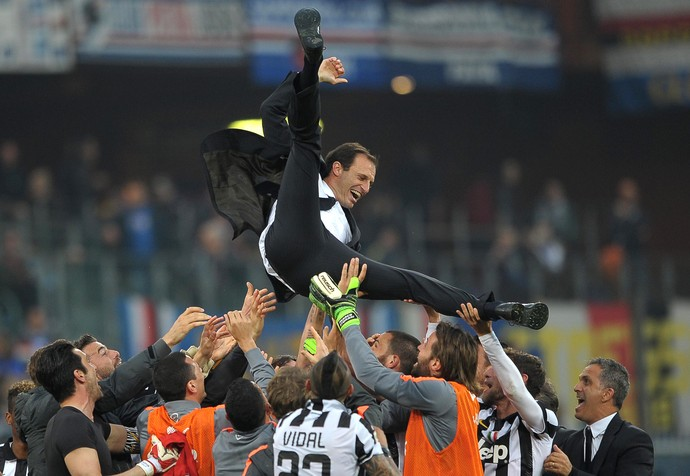 Allegri técnico Juventus título italiano (Foto: AP)