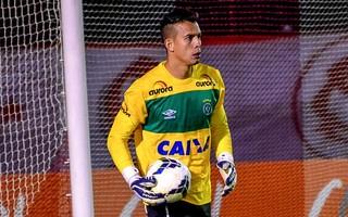 Danilo Chapecoense (Foto: Geremias Orlandi/Aguante Comunicação)
