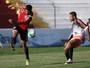 """Reservas do Bota-SP empatam com Batatais em jogo para """"ganhar ritmo"""""""