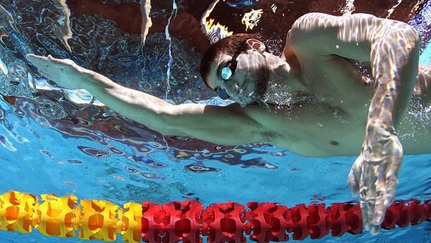 natação Rodrigo Castro (Foto: Satiro Sodré / AGIF)