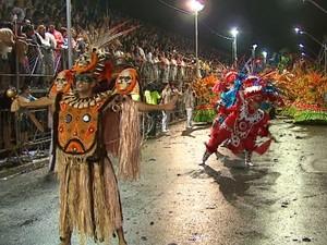 Cidade possui um dos carnavais mais tradicionais da região (Foto: Reprodução EPTV)