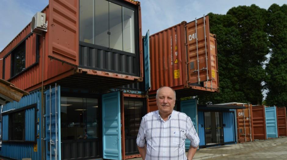 Ronaldo Hultmann, Delta Containers (Foto: Bianca Santos/Divulgação)