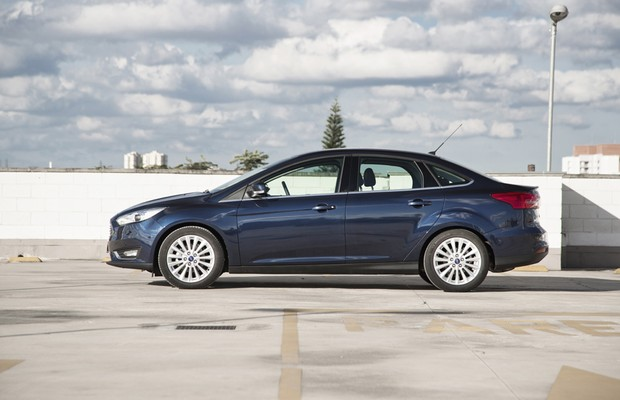 Ford Focus Sedan 2016 (Foto: Fabio Aro)