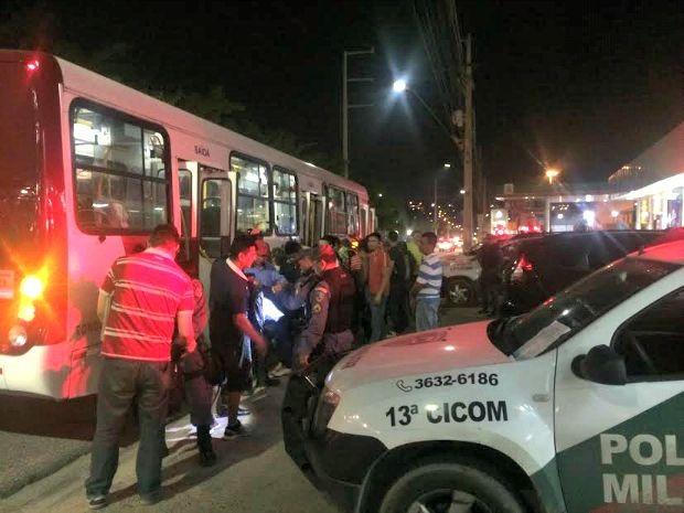 Operação foi realizada no fim de semana em diversas zonas de Manaus (Foto: Polícia Militar/Divulgação)