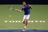 Djokovic passa por Stepanek e vai �s quartas do Masters 1000 de Toronto