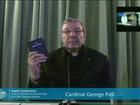 Cardeal australiano diz que Igreja cometeu 'erros' sobre abusos sexuais