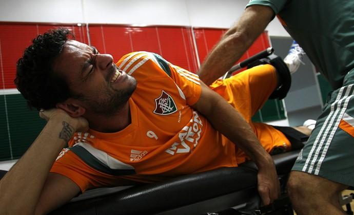 Fred - treino Fluminense (Foto: Nelson Perez/ Fluminense FC)