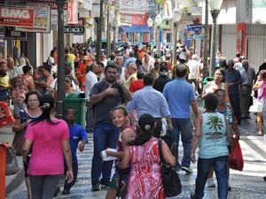 Segundo CDL, movimento no comércio de Campos teve aumento desde semana passada (Foto: Divulgação/Prefeitura de Campos)