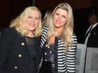 Vanusa, Iris Stefanelli e  Geisy Arruda vão a show em São Paulo