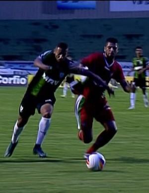 Boa Esporte; América-MG (Foto: Reprodução/Premiere)