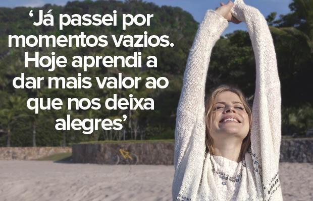 Marisol Ribeiro em 'Apneia' (Foto: Divulgação)