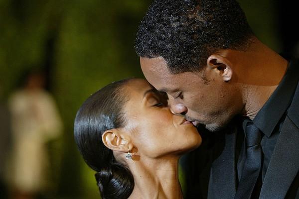 O casal Smith já está junto há 20 anos (Foto: Getty Images)