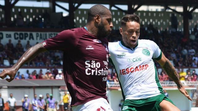 8eae56bc9e Juventus-SP x Guarani - Campeonato Paulista Série A2 2018-2018 ...