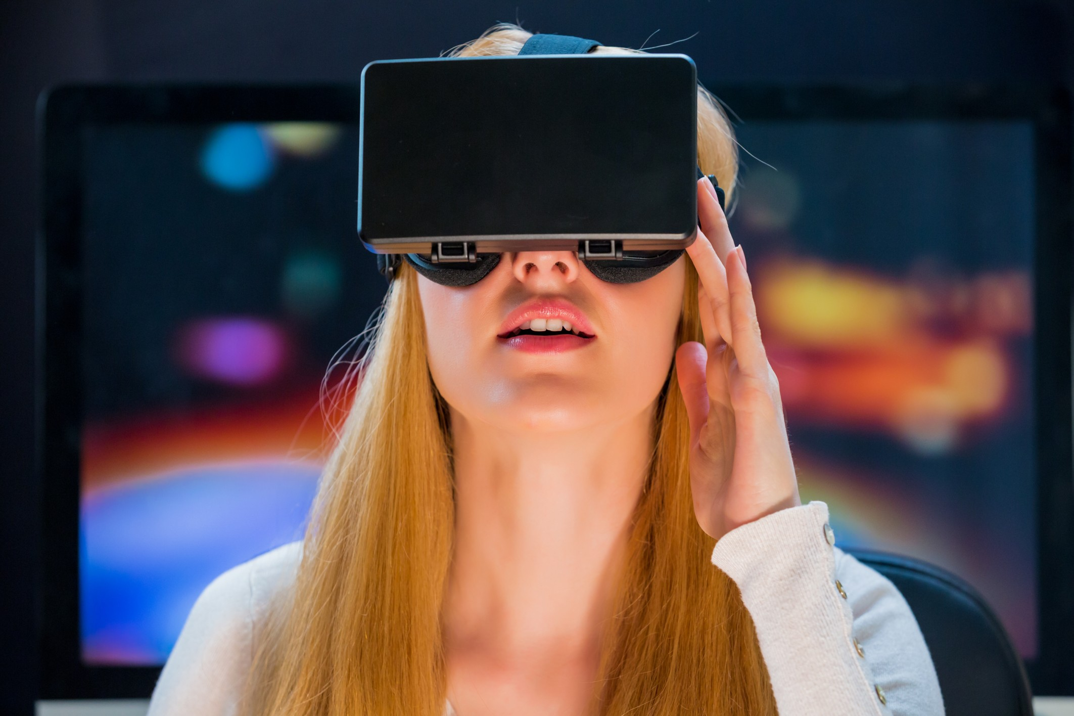realidade virtual (Foto: Thinkstock)