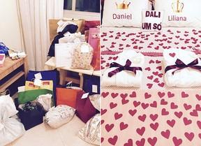 Daniel e Liliana (Foto: Instagram / Reprodução)