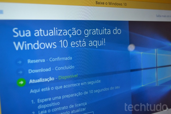 Windows 10, Dell, 2015 - 6 (Foto: Melissa Cruz / TechTudo)