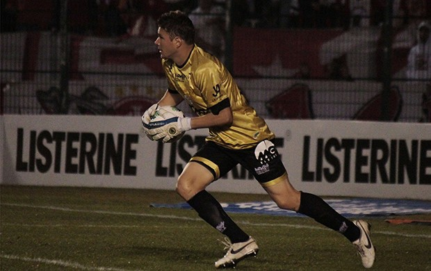 Goleiro Ricardo, Figueirense (Foto: Luiz Henrique / Divulgação Figueirense FC)