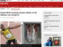 Sapatilhas utilizadas por Bolt são levadas em roubo a carro na Inglaterra