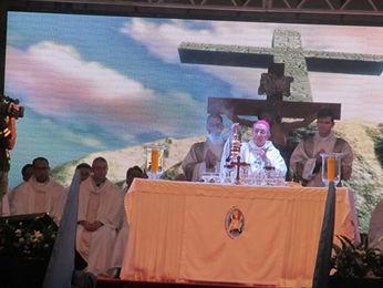 Vinde e Vede termina nesta terça-feira  (Foto: Assessoria/ Arquidiocese de Cuiabá)
