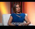 Gloria Pires movimentou a internet durante sua participação como comentarista do Oscar | Reprodução
